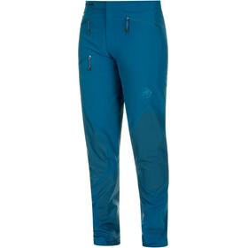 Mammut Courmayeur broek Heren blauw